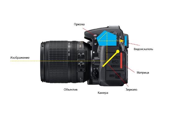 Что такое матрица фотоаппарата и ее устройство