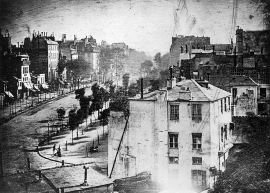 Фотографии, вошедшие в историю как самые первые