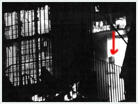 Фотографии призраков, самые страшные и известные в мире