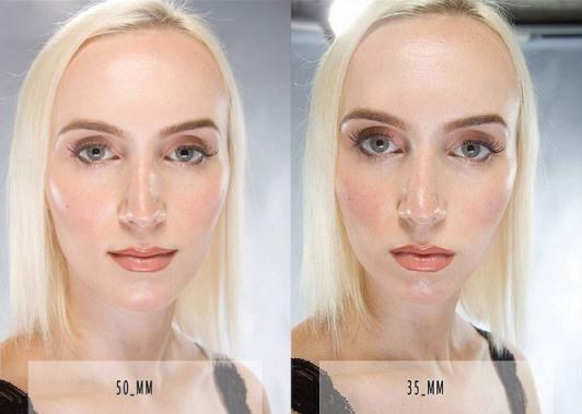 Как фотографировать лицо правильно?