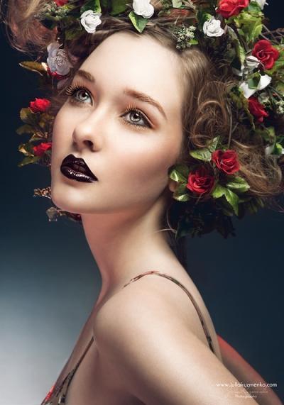 Beauty портрет (жанр фотографии макияжа в фотоискусстве)