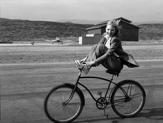 Интервью с самой известной женщиной-фотографом Анной-Лу Лейбовиц