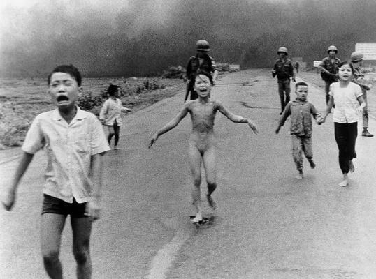 Самые известные фотографии в истории