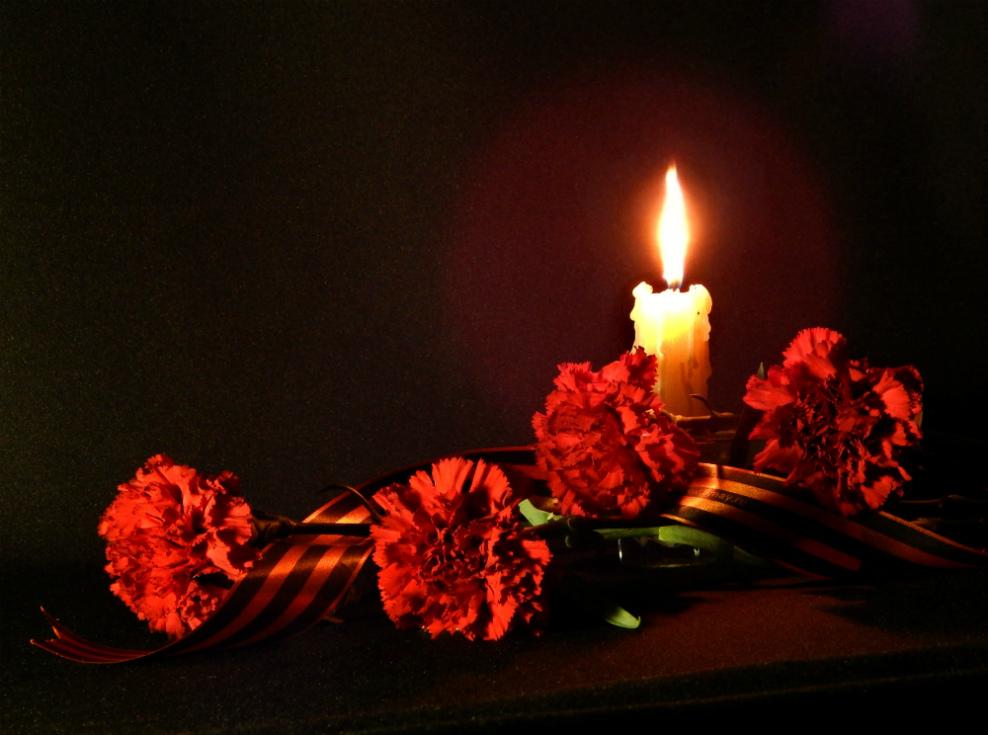 Конкурс свеча памяти