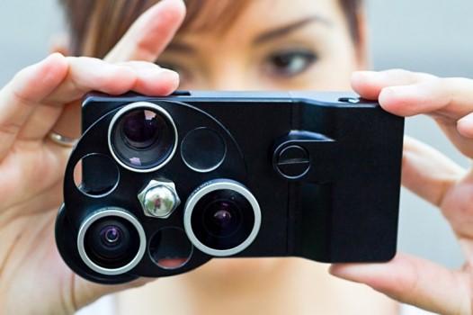 История мобильной фотографии