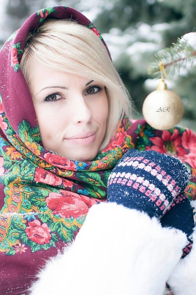 Фото русских девушек 18 фотография