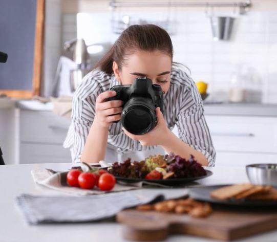Как фотографировать еду?