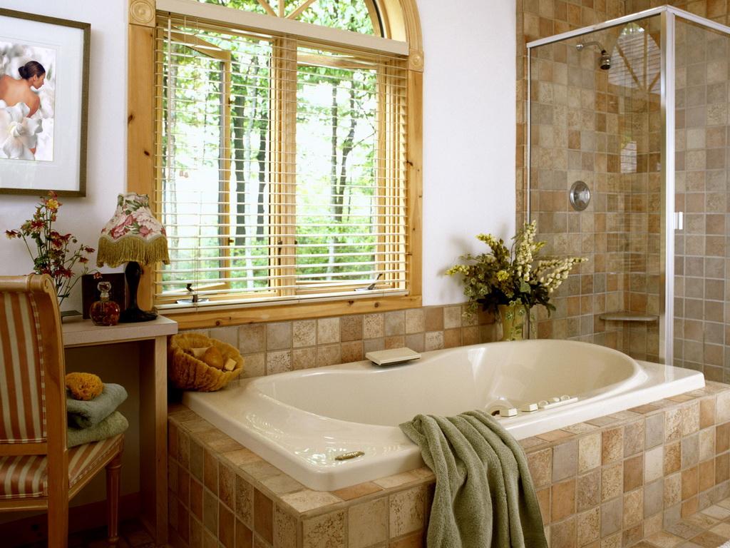 Ванная комната интерьер своими руками