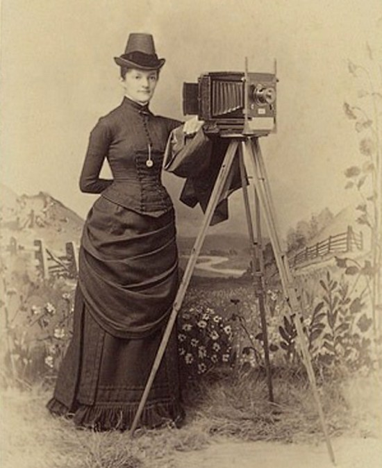 История профессии фотографа