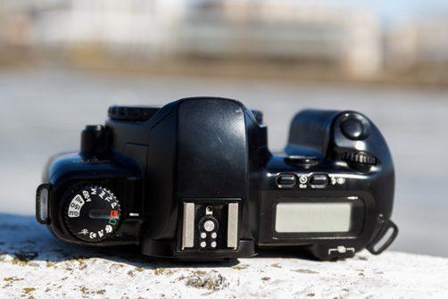 Режимы экспозамера в фотоаппарате