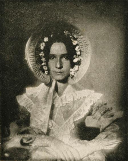 Кто создал первый фотоавтопортрет?