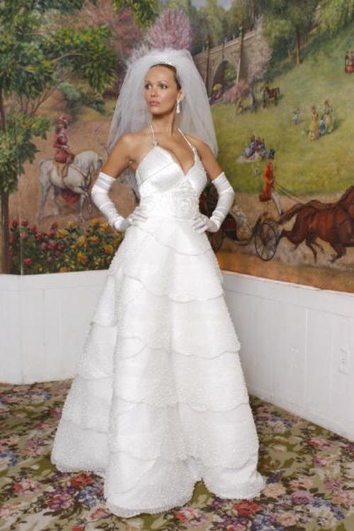 Самое дорогое и пышное свадебное