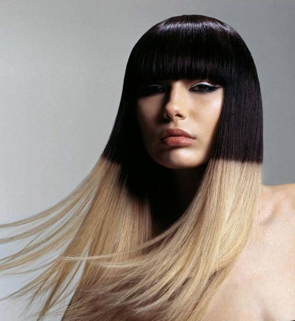 Фото на тему покраска волос в более светлые тона.
