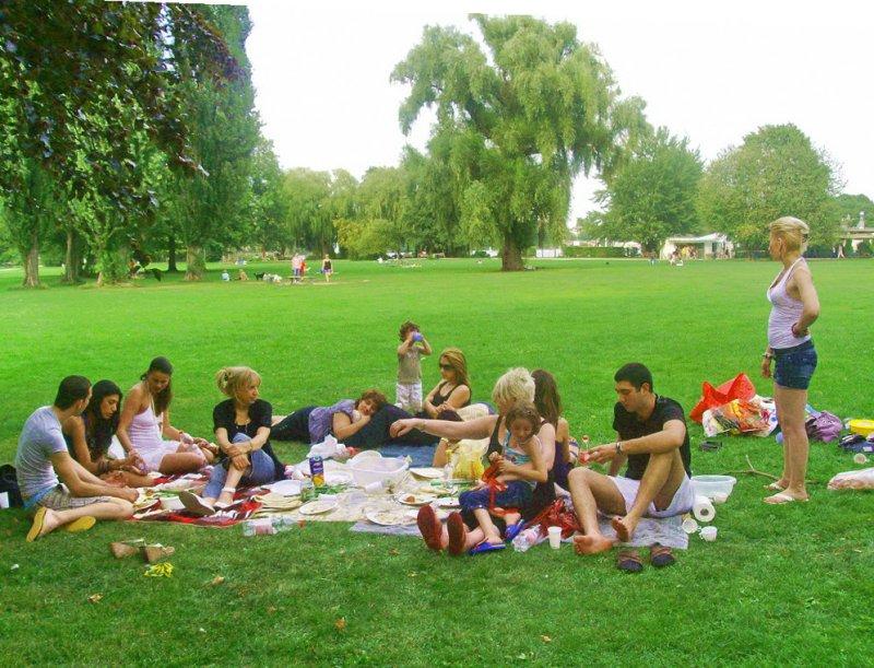 молодежь отдыхает на природе онлайн простояли несколько часов