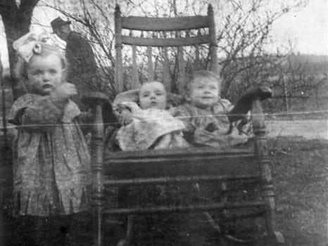 Фотографии с жуткой историей