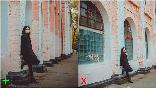 Как выбрать правильный ракурс для фотографии?