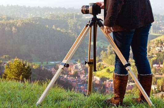 Как фотографировать пейзаж?
