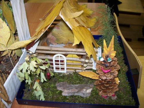 Поделки природа для дома своими руками