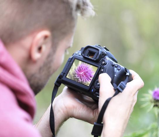 Как хорошо фотографировать зеркальным фотоаппаратом?
