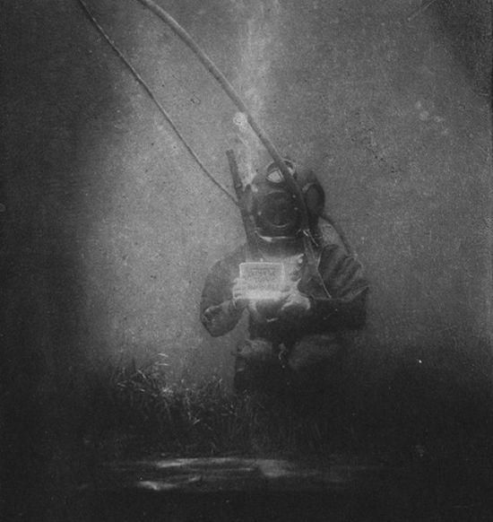 История подводной фотографии