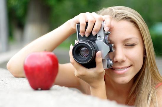Как начать фотографировать профессионально?