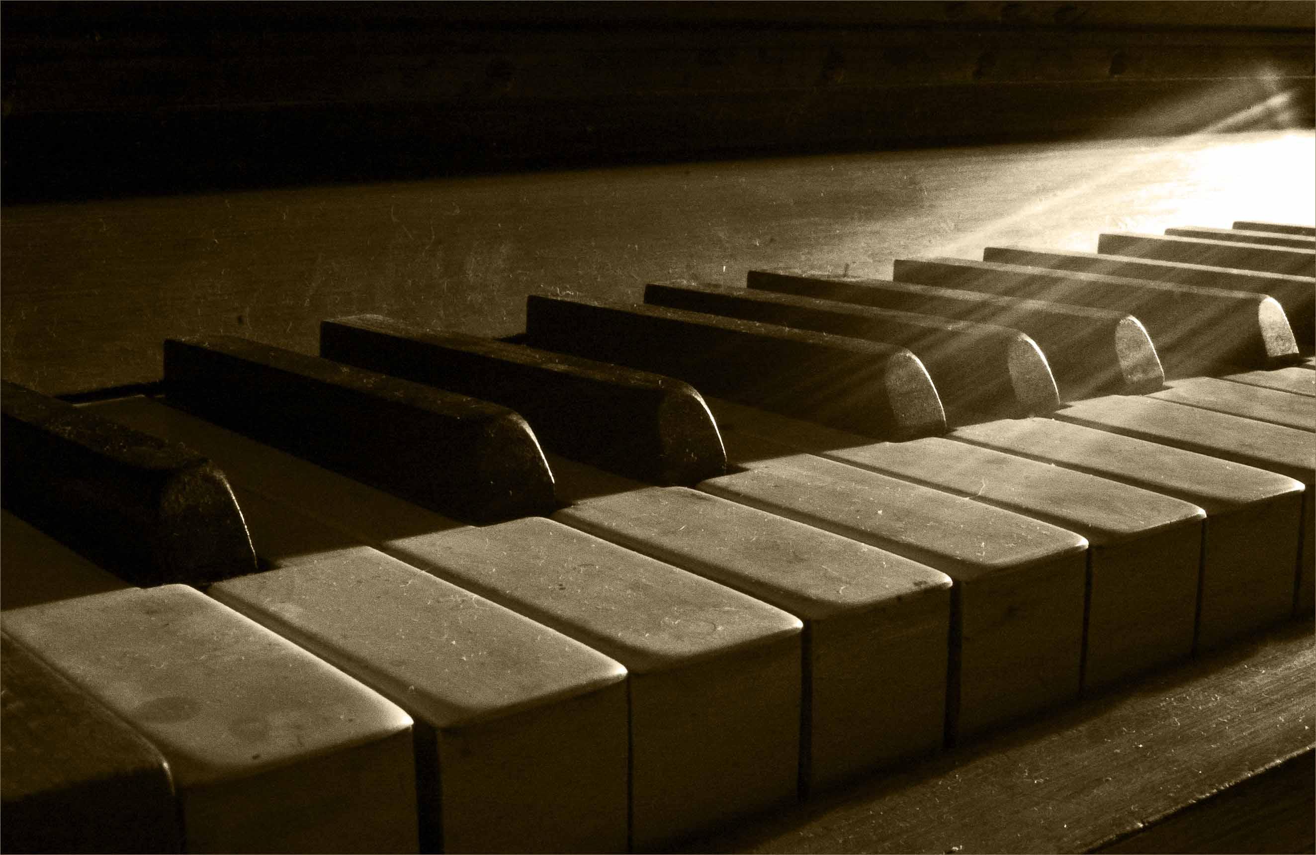 Членом по пианино 4 фотография