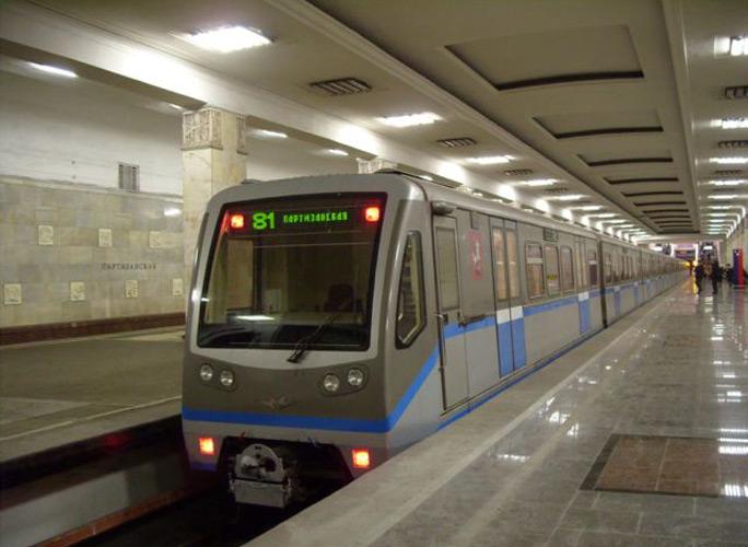 Станции метро будут объявлять знаменитости