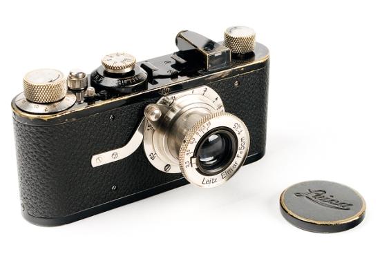 История фотографии XX века