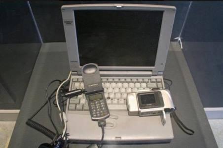 Первая мобильная фотография