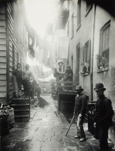 Редкие ретро фотографии XIX века