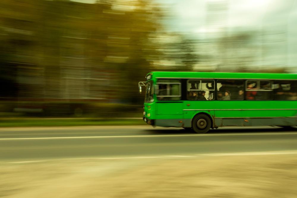 Фото члена в автобусе 23 фотография