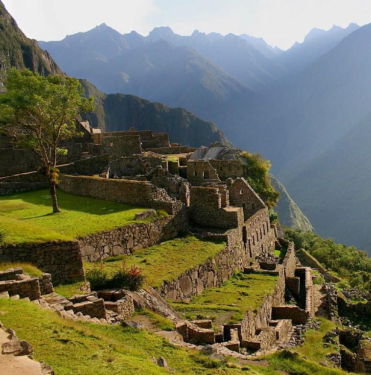 Виды туризма перу