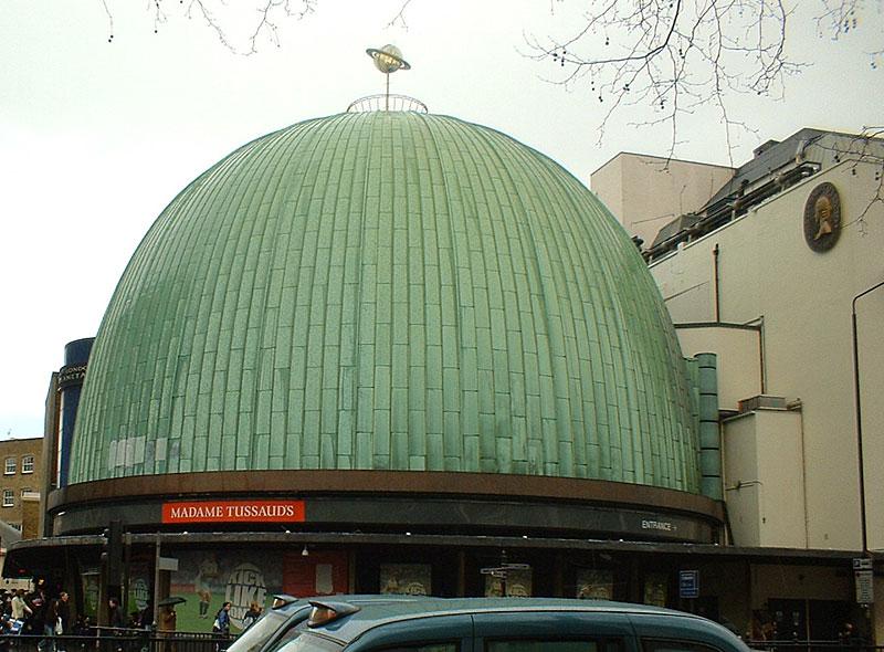 В лондоне музей мадам тюссо madame tussauds