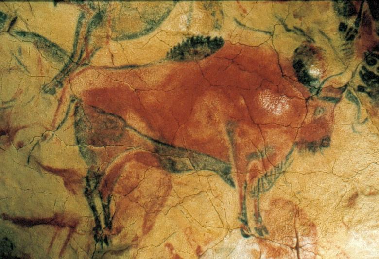 Росписи в пещере альтамиры